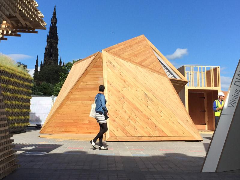 Architecture Festival 2016 Pavilion